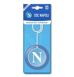SSC Napoli Car Air Freshener 201184