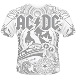 AC/DC T-shirt - Black Ice