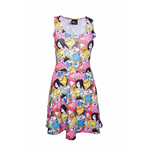Adventure Time Dress 201304