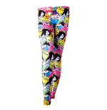 Adventure Time Leggings All Over Print