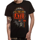 All Time Low T-shirt 201658