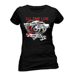 All Time Low T-shirt 201716
