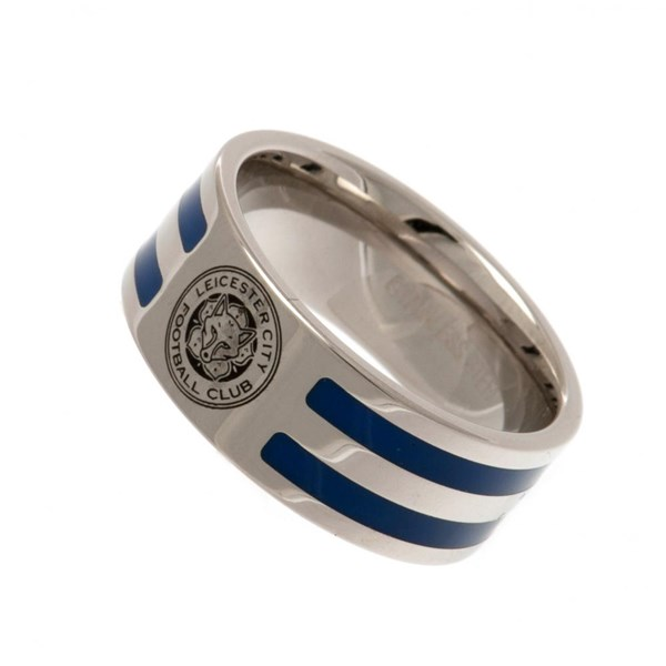 Leicester City F.C. Colour Stripe Ring Small
