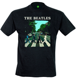 Beatles T-shirt - Abbey Road & Logo