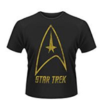 Star Trek  T-shirt - Badge Logo