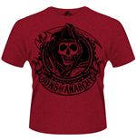 Sons of Anarchy T-shirt - Reaper Banner