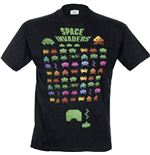 Space Invaders T-shirt 203137