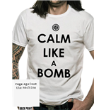 Rage Against The Machine T-shirt - Calm Like A Bomb