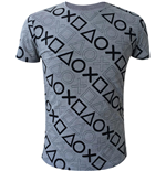 PlayStation T-shirt - Allover Print