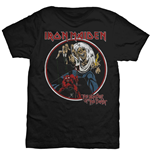Iron Maiden T-shirt - Number Of The Beast Vintage