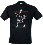 Black Sabbath T-shirt 203877
