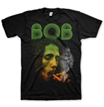 Bob Marley T-shirt - Smoking Da Erb
