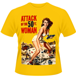 Attack Of The 50FT Woman T-shirt 204845