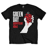 Green Day T-shirt - American Idiot Black