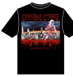 Cannibal Corpse T-shirt 205022