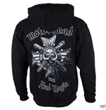 Motorhead Hoodie - Bad Magic Black