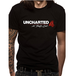 Uncharted T-shirt 205879