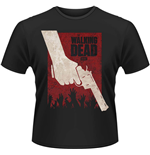 The Walking Dead T-shirt - Revolver