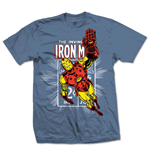 Iron Man T-shirt 206241