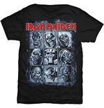 Iron Maiden T-shirt 207035
