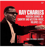 Vynil Ray Charles - Modern Sounds In Country And Western Music Vol.1-2 (2 Lp)