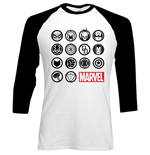 Marvel Superheroes T-shirt 210330