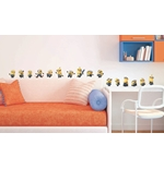 Minions Wall Stickers 16 Friends