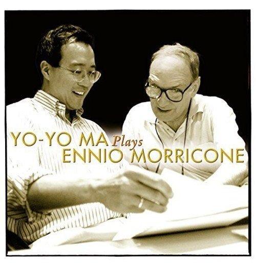 Official Vynil Yo Yo Ma Plays Ennio Morricone Buy