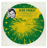 Vynil Elvis Presley - Live At The Alabama Fair And Dairy Show