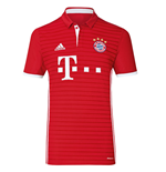 2016-2017 Bayern Munich Adidas Home Shirt (Kids)