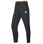 2016-2017 Bayern Munich Adidas Training Pants (Solid Grey) - Kids