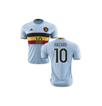 2016-2017 Belgium Away Shirt (Hazard 10) - Kids