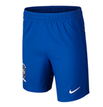 2016-2017 Brazil Nike Away Shorts (Blue) - Kids