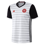 2016-2017 Denmark Away Adidas Football Shirt