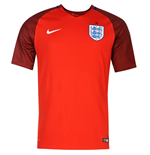 2016-2017 England Away Nike Football Shirt (Kids)