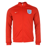 2016-2017 England Nike Authentic N98 Jacket (Red) - Kids
