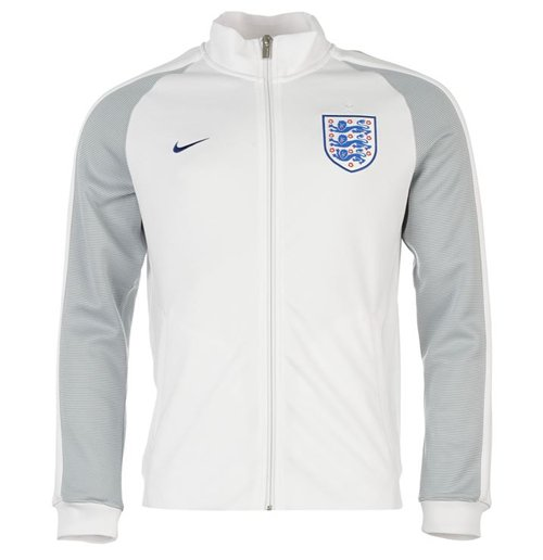 6a6df897d4 Buy 2016-2017 England Nike Authentic N98 Jacket (White) - Kids