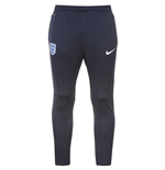 2016-2017 England Nike Strike Training Pants (Navy) - Kids