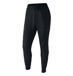 2016-2017 France Nike Authentic Tech Fleece Pants (Black)