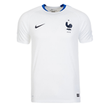 2016-2017 France Nike Training Shirt (White) - Kids