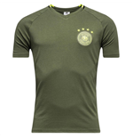 2016-2017 Germany Adidas Anthem Tee (Green)
