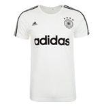 2016-2017 Germany Adidas Graphic Tee (White)