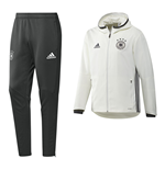 2016-2017 Germany Adidas Presentation Tracksuit (White)