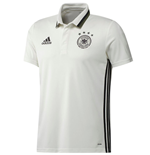 2016-2017 Germany Adidas Staff Polo Shirt (White)