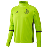 2016-2017 Germany Adidas Training Top (Solar Slime) - Kids