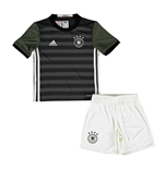 2016-2017 Germany Away Adidas Mini Kit