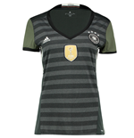 2016-2017 Germany Away Adidas Womens Shirt