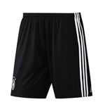 2016-2017 Germany Home Adidas Football Shorts (Black)