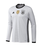 2016-2017 Germany Home Adidas Long Sleeve Shirt