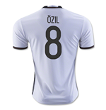 2016-2017 Germany Home Shirt (Ozil 8) - Kids